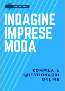 INDAGINE IMPRESA MODA – COMPILA IL QUESTIONARIO ON LINE