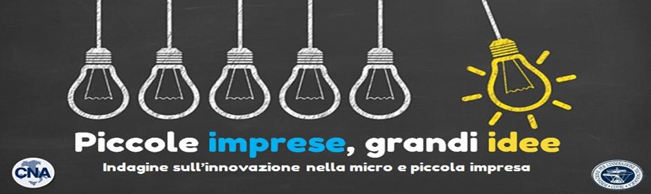 Piccole imprese, grandi idee