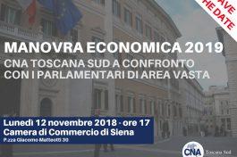 CNA TOSCANA SUD INCONTRA I PARLAMENTARI
