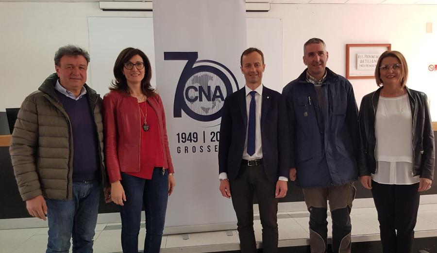 CNA compie 70 anni: tutte le iniziative in programma
