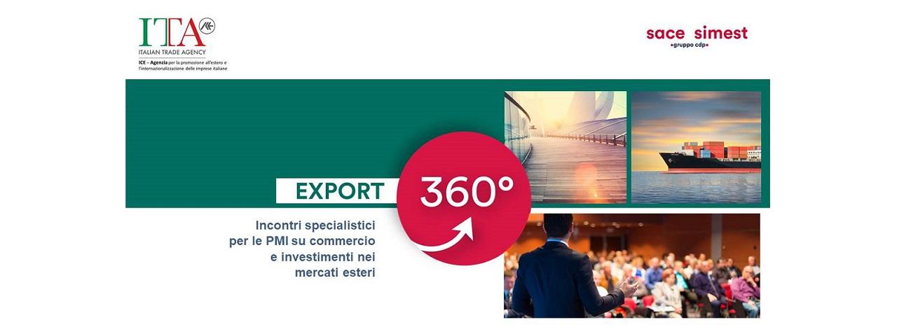 A Firenze la formazione manageriale Export 360°
