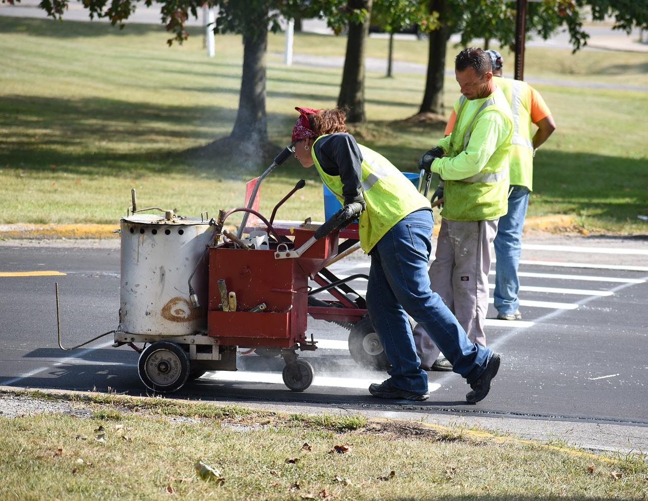Sicurezza nei lavori stradali: novità per la segnaletica