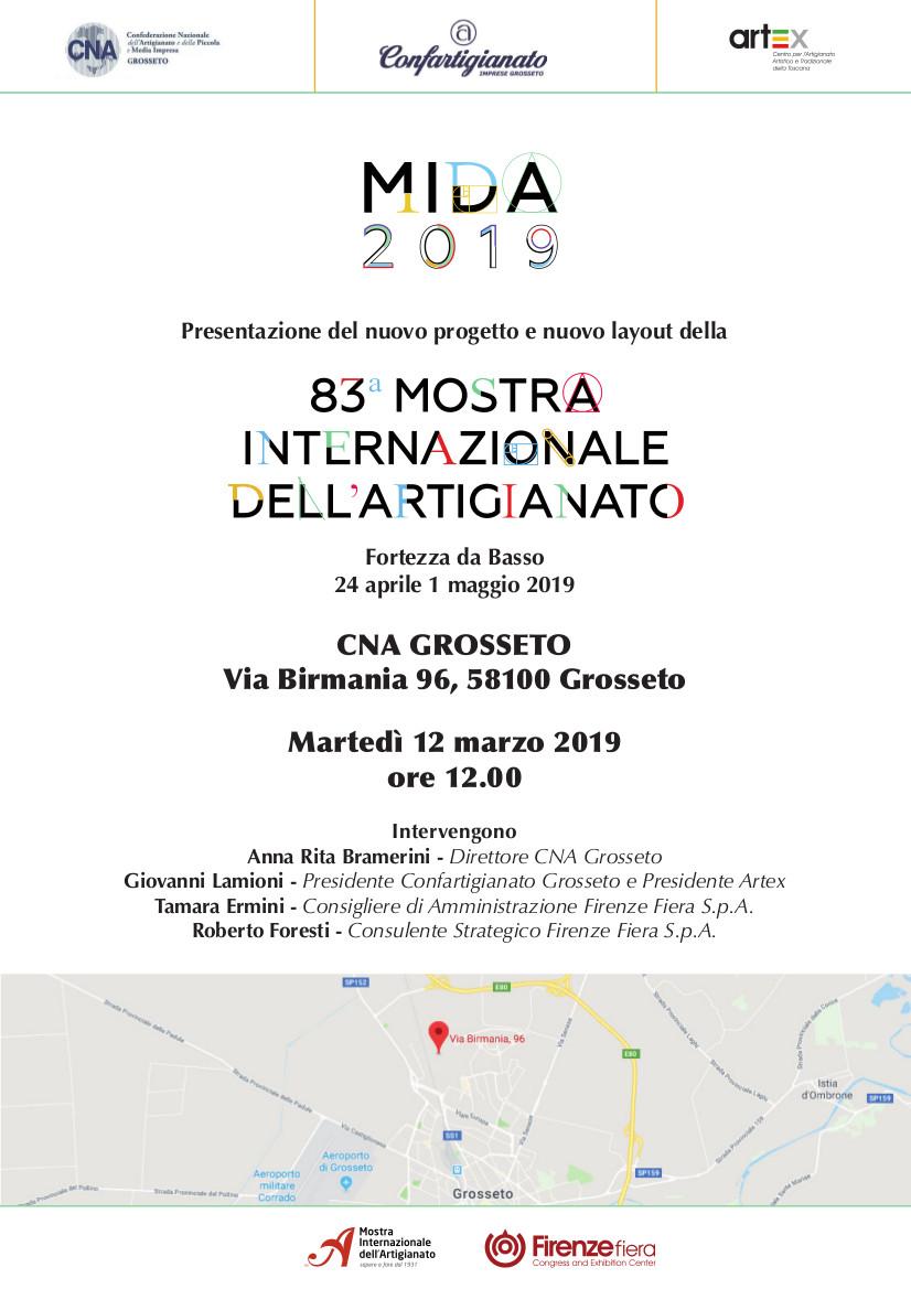 La Mostra internazionale dell'artigianato si presenta alla CNA