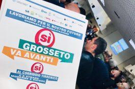 """Grande partecipazione a """"Sì, Grosseto va avanti"""""""