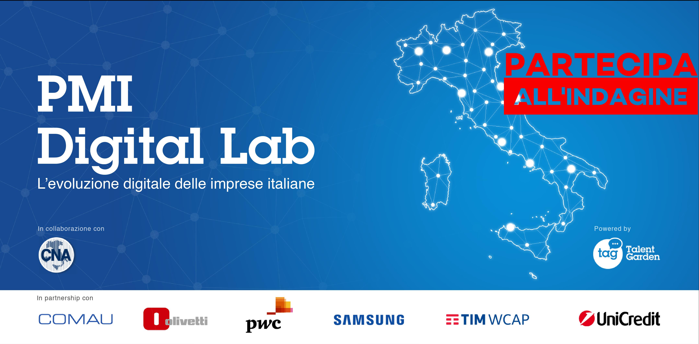 PMI Digital Lab: un questionario per capire le esigenze delle imprese