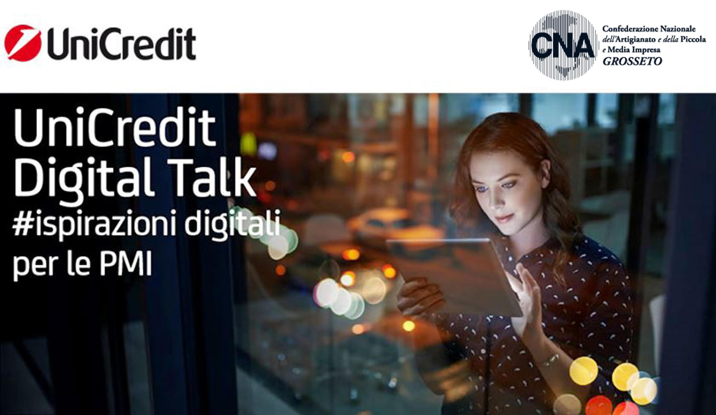 La trasformazione digitale in un incontro con UniCredit