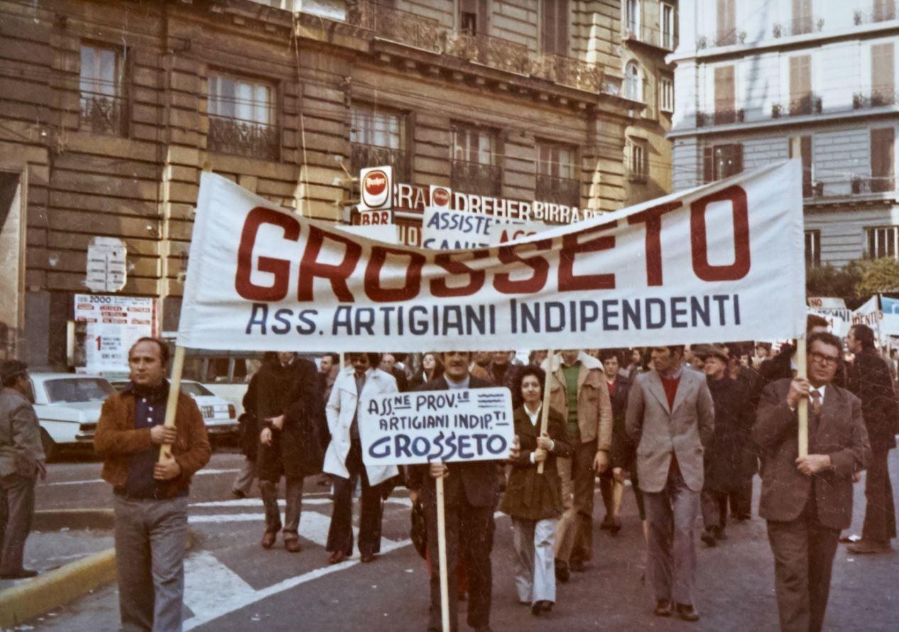 70 anni di storia: viaggio nella vita dell'associazione artigiani
