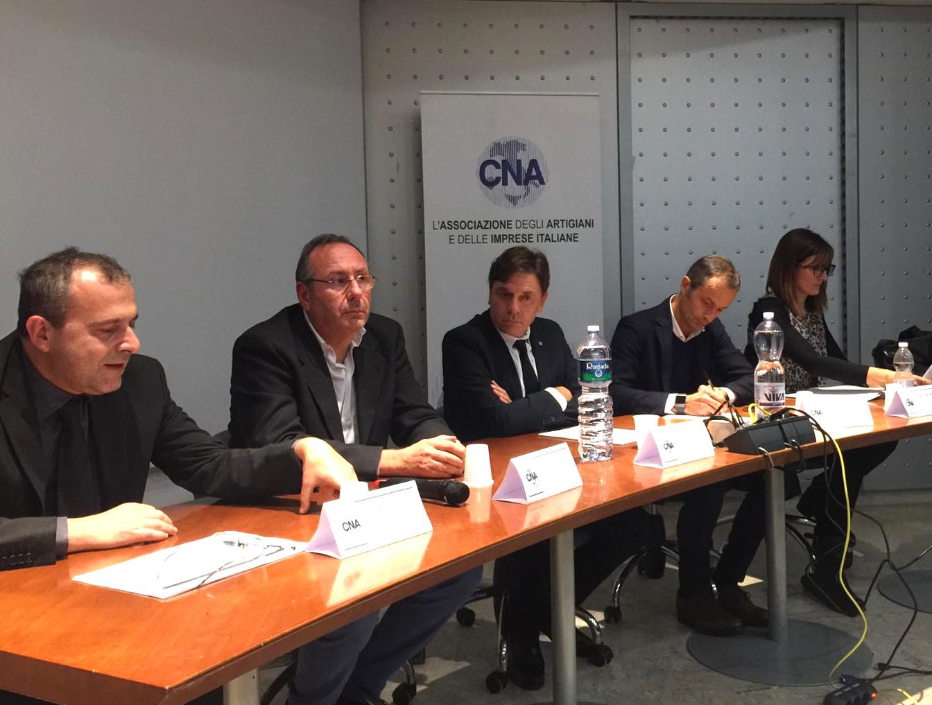 """Cna Grosseto e Siena sugli appalti: """"Lavoriamo insieme per essere più competitivi"""""""