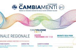 Premio Cambiamenti: il 7 novembre a Firenze la finale Toscana