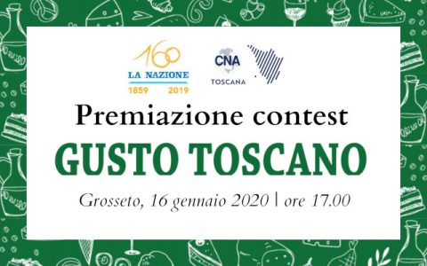 Premiazione di Gusto Toscano