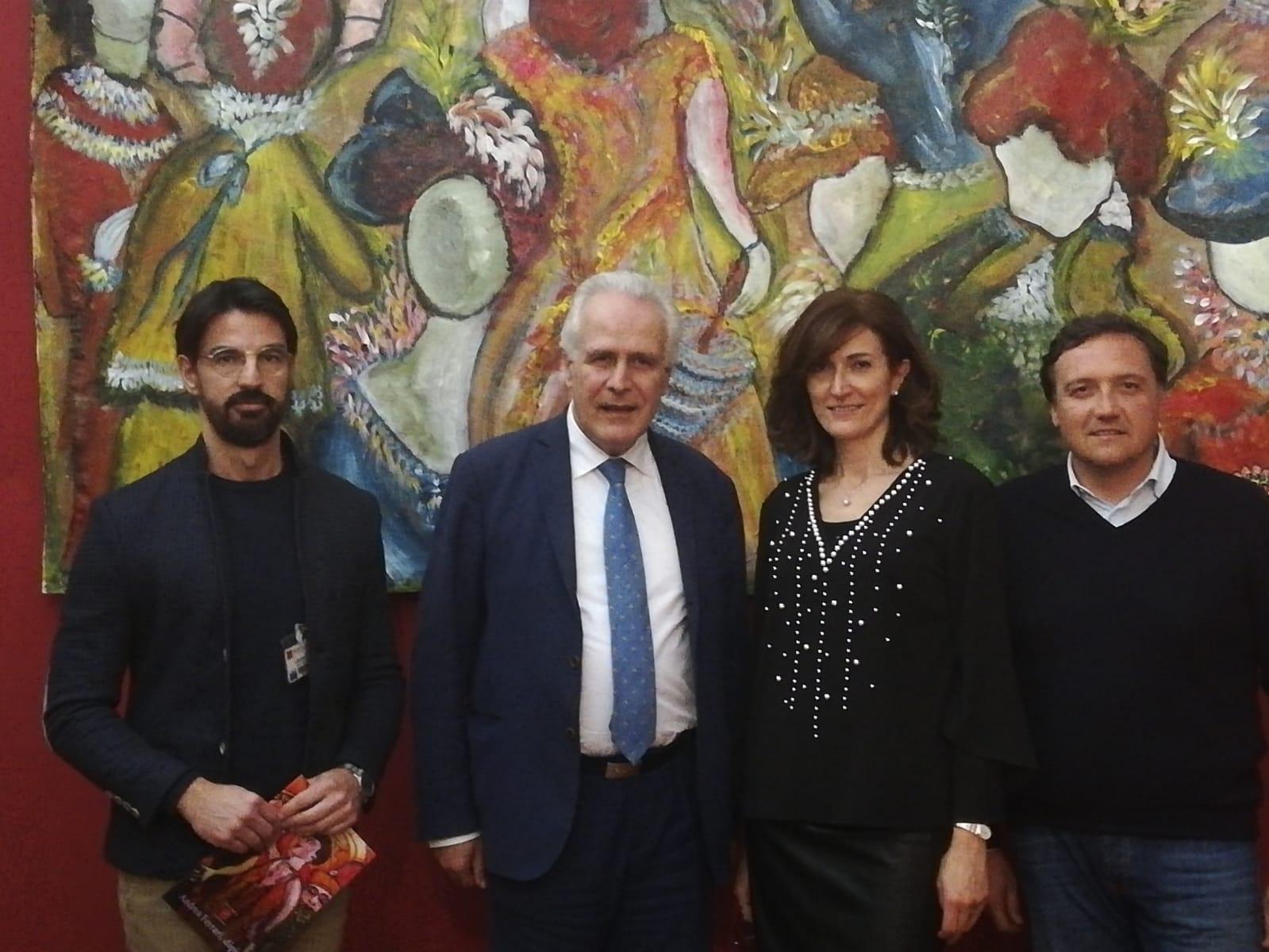 In mostra a Firenze le opere di Andrea Ferrari