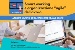 Smarto working e organizzazione 'agile' del lavoro: un seminario con la Camera di Commercio