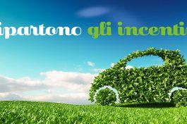 Ecobonus: al via i contributi per i veicoli a basse emissioni